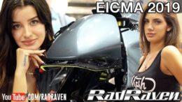 EICMA 2019 – Bike Porn & the EICMA Girls