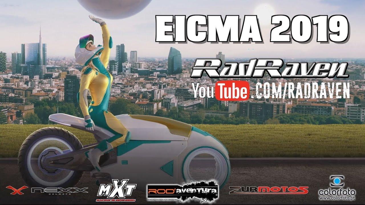 EICMA 2019 Teaser