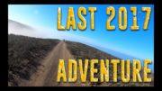 Last Ride of 2017