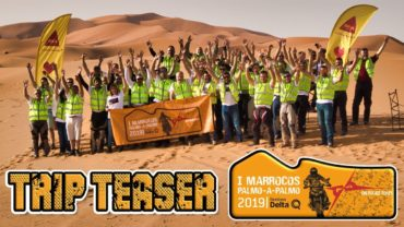 Marrocos Palmo-a-Palmo – Trip Teaser