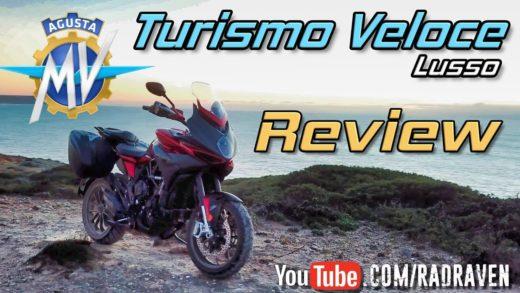 MV Agusta Turismo Veloce 800 Lusso – Review