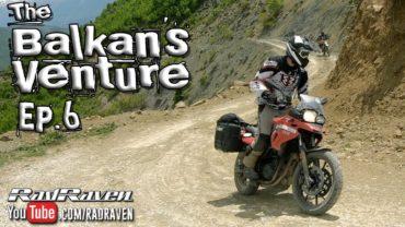 Balkan's Venture EP6 Day 1 Albania