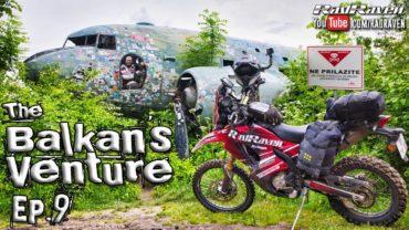Balkan's Venture EP10 Bosnia Day 2 & Croacia Day 1