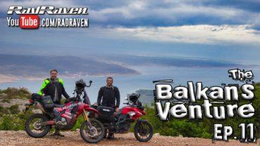 Balkan's Venture – EP11 Croacia Day 2