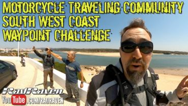 Motorcycle Traveling Community – SouthWest Coast WayPoint Challenge